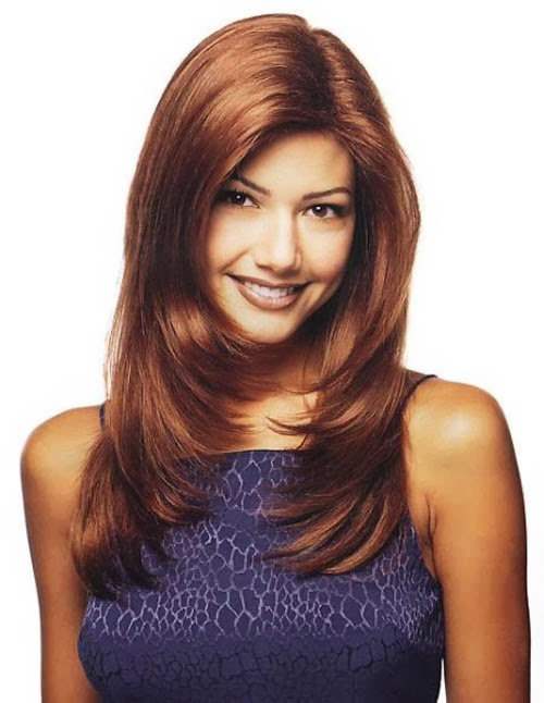 Super The Style Guide Long Hair One Length Angled Or Layered Short Hairstyles Gunalazisus