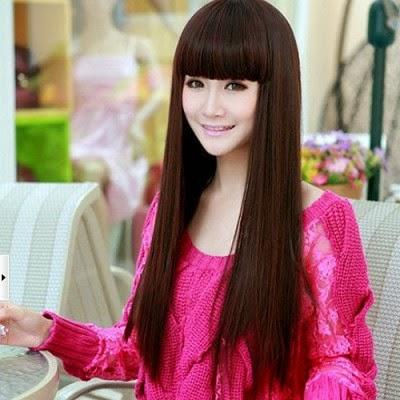Tren Style Model Rambut Wanita Korea 2015