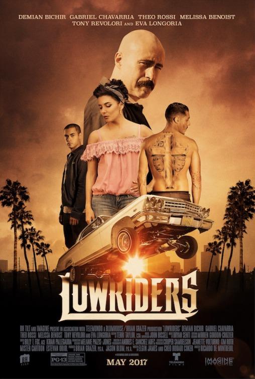Lowriders [2016] [DVDR] [NTSC] [Latino]