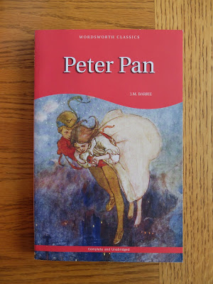 Peter Pan by J. M. Barrie | Two Hectobooks
