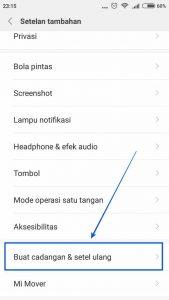 Cara FRP Mi Account Xiaomi Lengkap Dengan Gambar