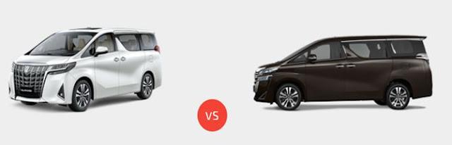 Mengintip Kemewahan Duo MPV Premium: Toyota Vellfire dan Toyota Alphard