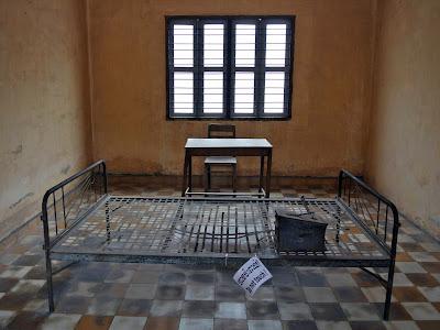 S-21 Gefängnis Toul Sleng - Phnom Penh