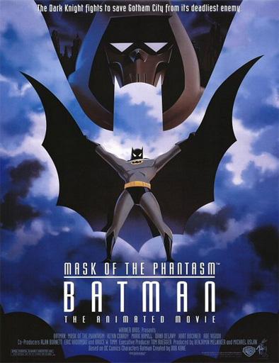 Ver Batman: La máscara del fantasma (1993) Online