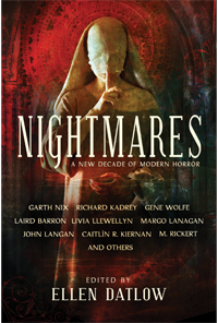 Nightmares: A Decade of Modern Horror compiled by Ellen Datlow