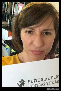 Cristina Jurado, autora de CloroFilia - Cine de Escritor