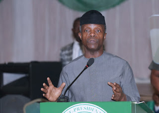 Osinbajo Bans Touting At All Ports 2