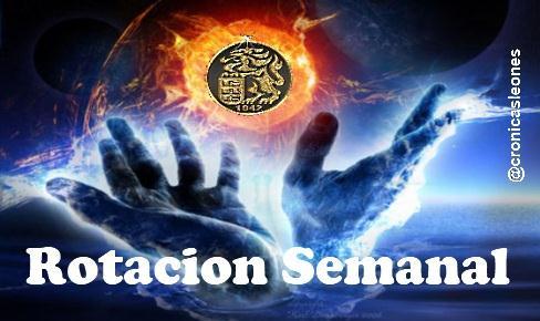 Rotacion NOVENA Semana (Ciudad - Canal TV) #LVBP ...
