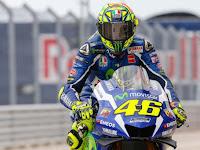 """Rossi: """"Saya tidak merasa sepeda saya terlalu cepat"""""""