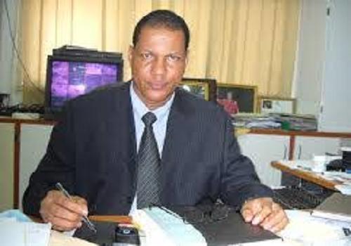 le secrétaire général Monsieur Abdoulaye  Sow
