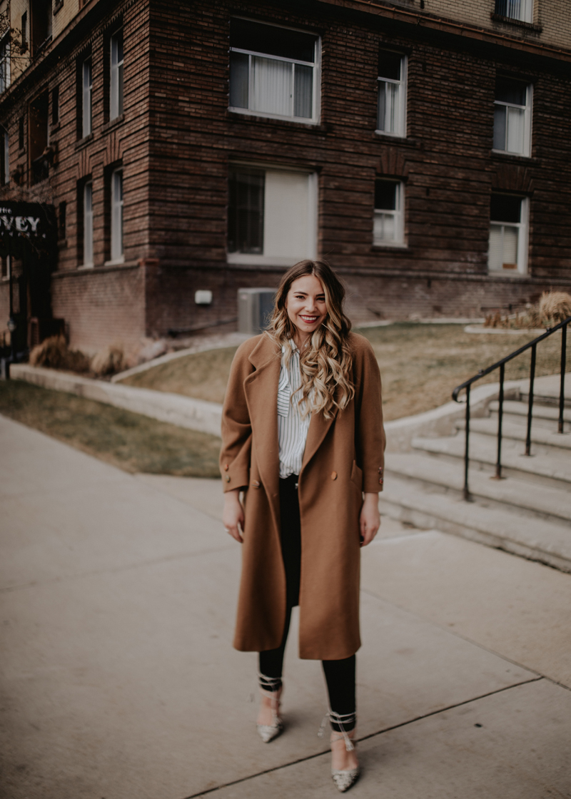 wrap heels, fashion blogger, utah blogger