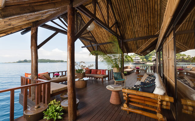 Pearl Farm Resort & Spa, Samal Island