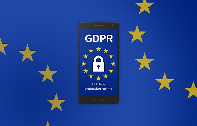 Compliance with seller risk management and GDPR