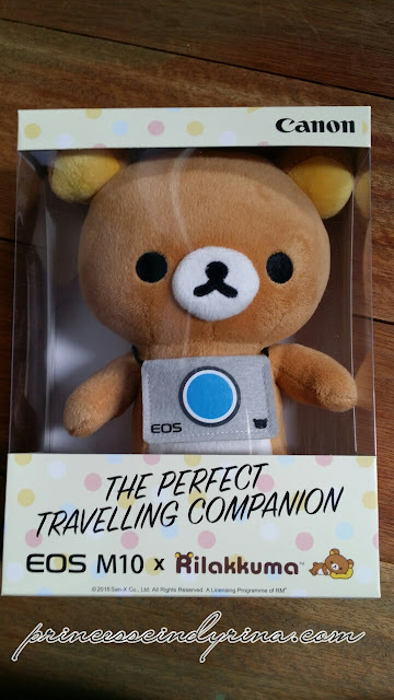 Rilakkuma in a box