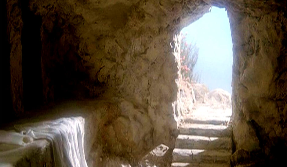 christian easter empty tomb - photo #15