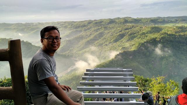 Profile Sang Artis Pondok | Mamat Rahmat, S. Kom