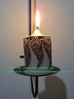 http://hennaclubindonesia.blogspot.in/2013/12/hennamehndi-craft-on-candle.html