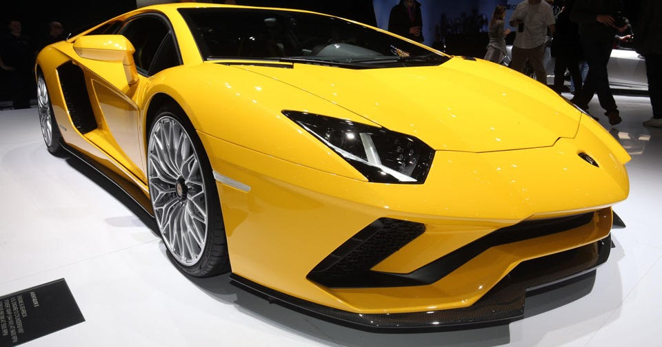 remember me facelifted lambo aventador s tries to outshine huracan performante. Black Bedroom Furniture Sets. Home Design Ideas