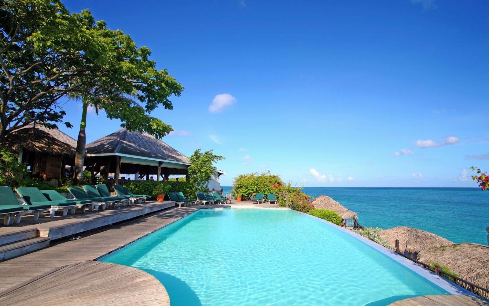 Cute Anim Wallpaper Cocobay Resort Antigua And Barbuda Full Hd Desktop