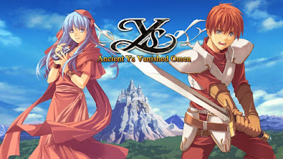 Ys Chronicles 1 Ancient Ys Vanished: Omen apk + obb