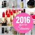 BEST OF 2016: I must have e i prodotti migliori per la cura della pelle, del corpo e dei capelli del 2016!