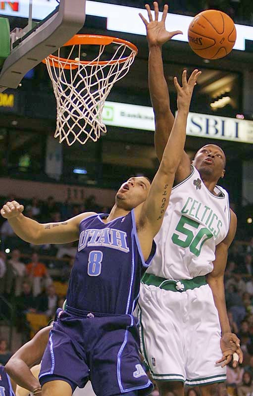 Celtics Life: What the Hell Happened to...Theo Ratliff?