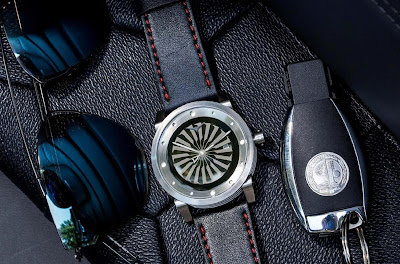 Zinvo Blade automatic watch stainless steel model