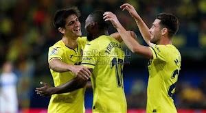 فياريال يحقق فوز صعب من امام نادي خيتافي بهدف وحيد في الدوري الاسباني