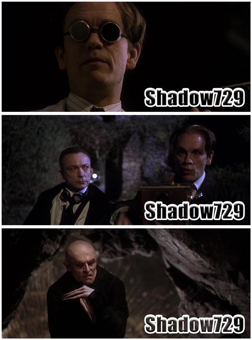 Shadow of the Vampire (La Sombra del Vampiro) (2000) [720p]
