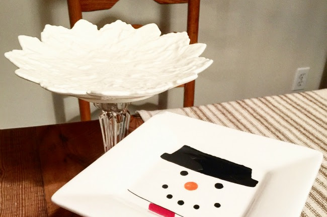 How to Make Pedestal Cookie Dishes