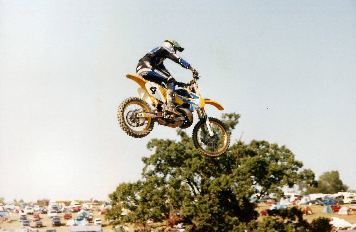 Larry Ward Steel City 1998