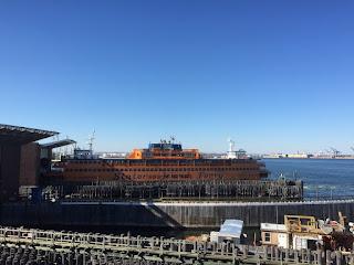 Staten Island Ferry (スタテン島フェリー) | ニューヨーク | アメリカ