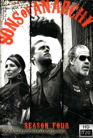 Sons of Anarchy Temporada 4 720p Latino