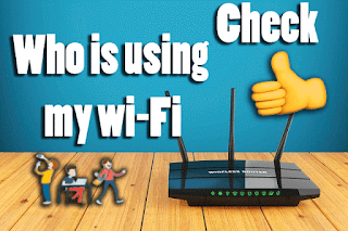 check who is using your Wi-Fi in Android