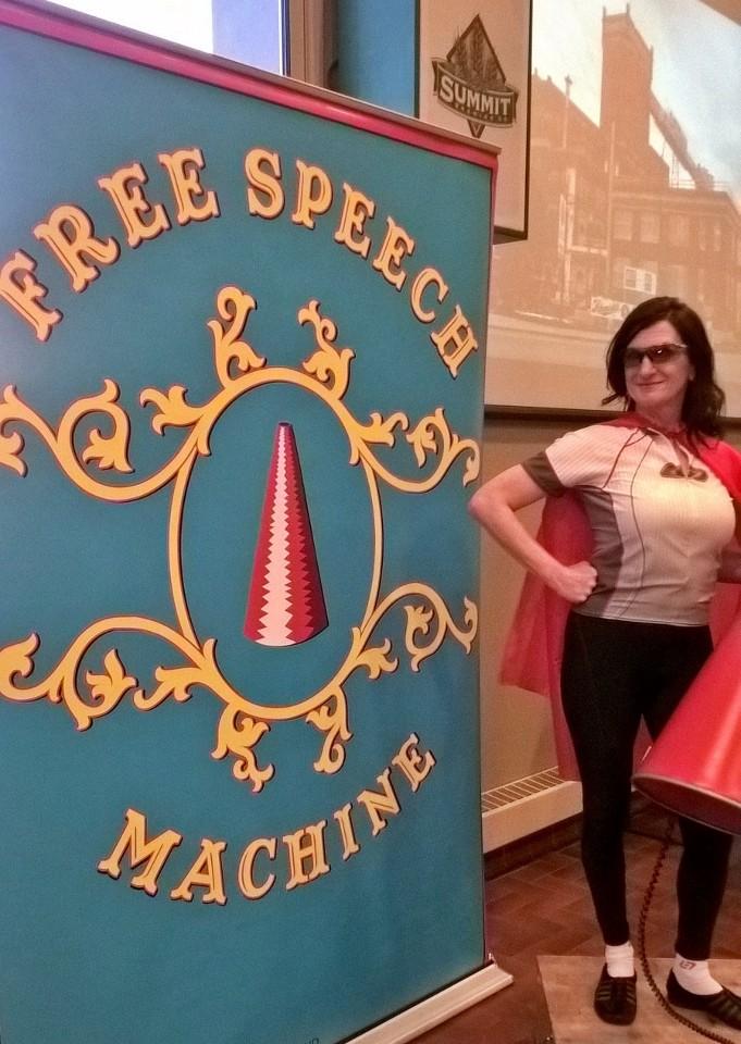 speech machine