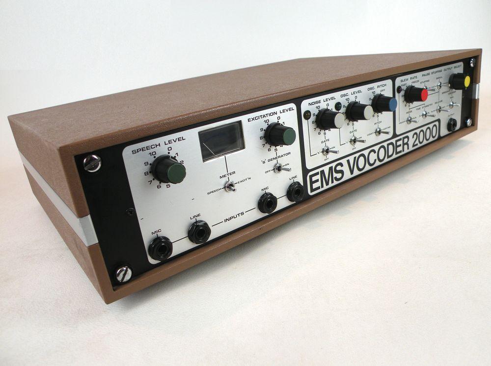 SOS Forum • Mr Blue Sky Vocoder     underlying sound