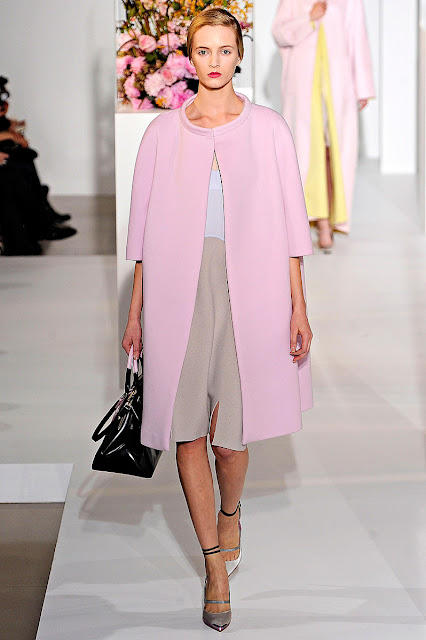 Soft and Sweet Fall 2012 at Jil Sander