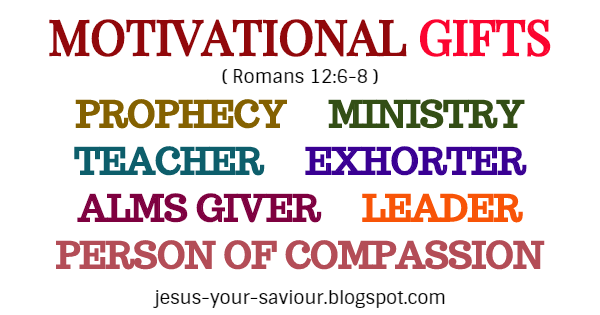 HOLY SPIRIT - Gifts Fruits Charisms
