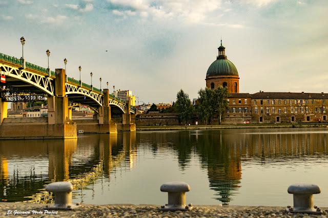 Pont Saint- Pierre, Toulouse por El Guisante Verde Project