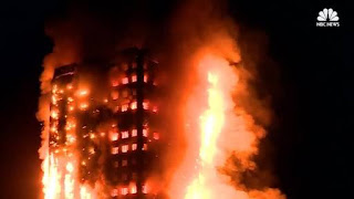 London fire: Twelve confirmed dead but police expect further fatalities after tower block blaze – latest updates