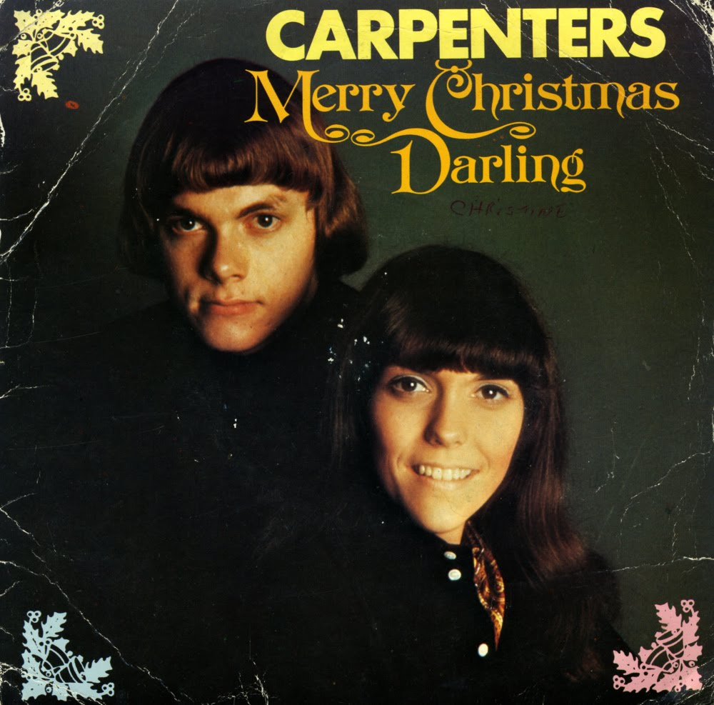 Music On Vinyl Merry Christmas Darling The Carpenters