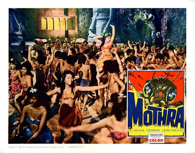 Mothra 1961 Image 10