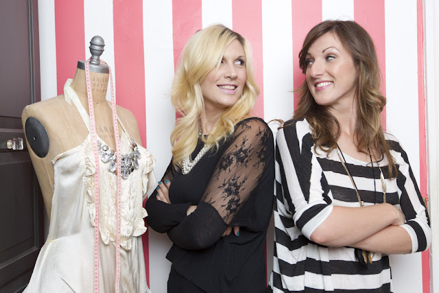 Angela and Julie of Toronto's Fitzroy Boutique
