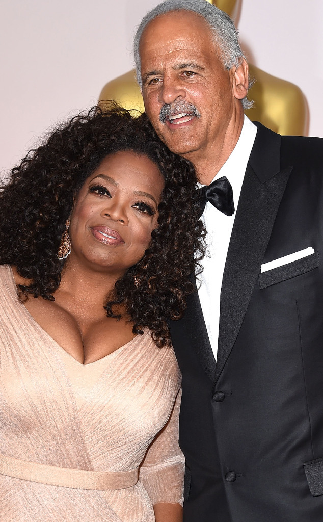 stedman and oprah how did they meet