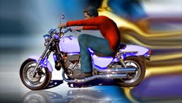 تحميل لعبة السائق الغاضب Furious Biker