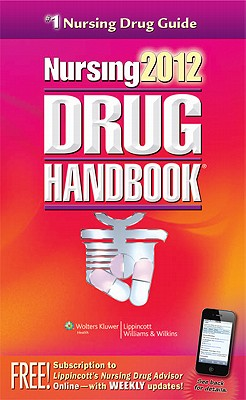 2012 lippincott's nursing drug guide (2011 edition) | open library.