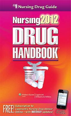 2012 lippincott's nursing drug guide (2011 edition) | open library.