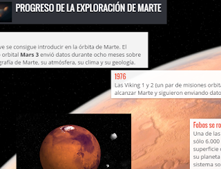Exploración Marte
