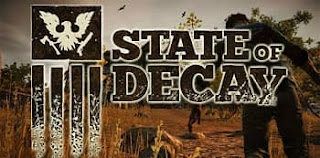 Logo do jogo State of Decay: Day One (YOSE) PC Gamer PT-BR