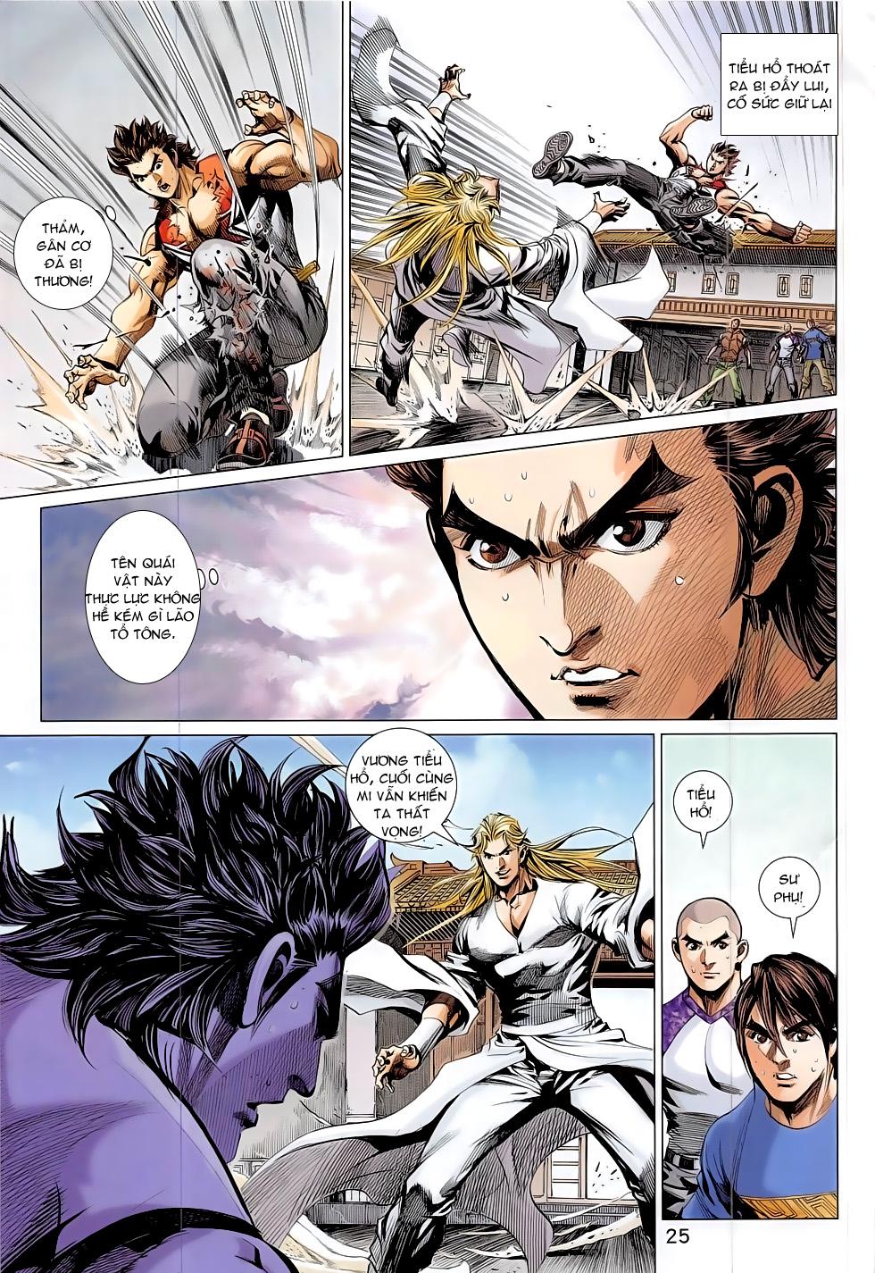 Đông Phương Chân Long chap 64 - Trang 25